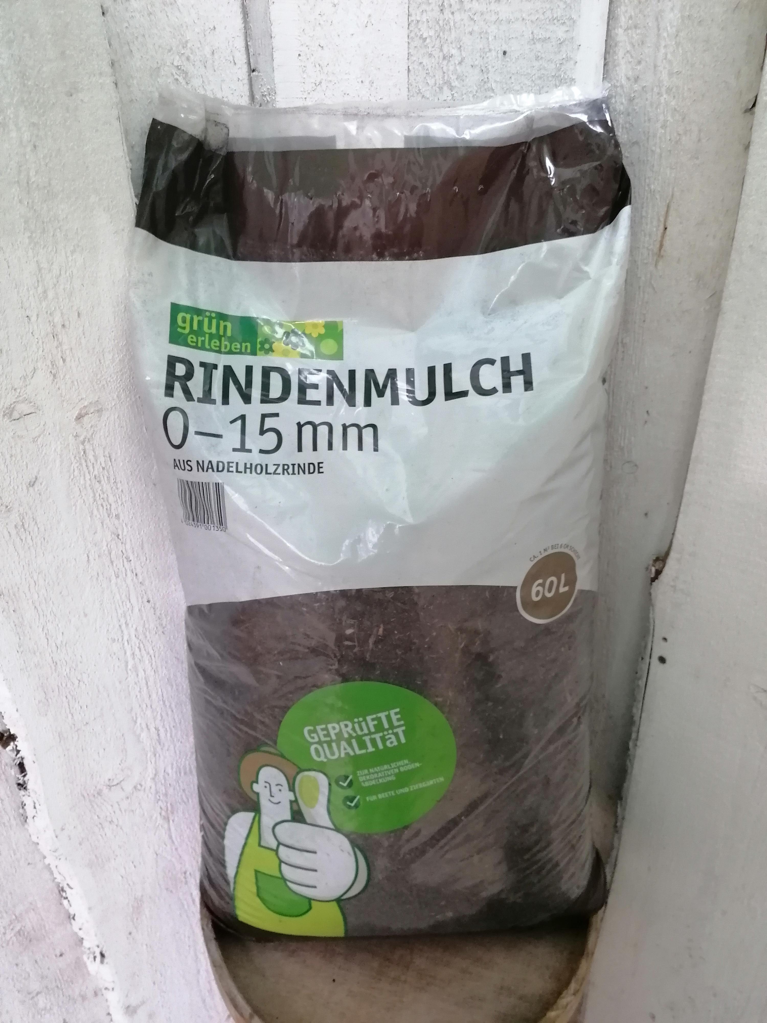 Rindenmulch 0-15mm