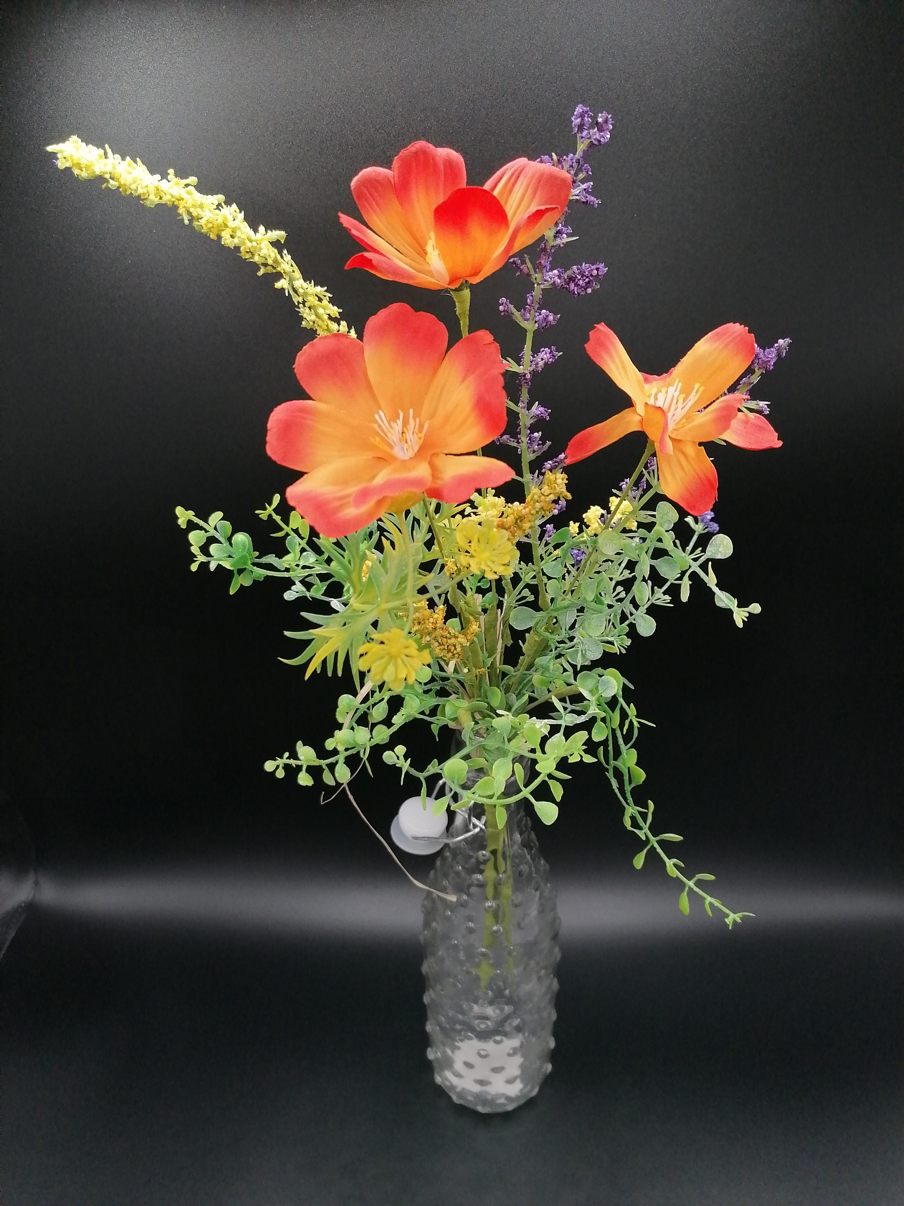 Blütenstauß gemischt ohne Vase